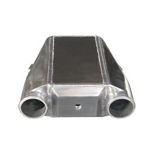 """CXRacing Universal 12X11X4.5 Water to Air Intercooler 4.5"""" Thick"""