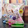 1* Floating Illusion Liquid Oil Timer Dropper Motion Visual Desktop Toy Kid Gift