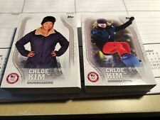 2018 TOPPS U.S. WINTER OLYMPIC & PARALYMPIC 93 CARD COMPLETE BASE SET TEAM USA