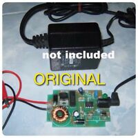 12 volts lead acid battery CHARGER / DESULFATOR 7-30 Amps BATTERY assembled