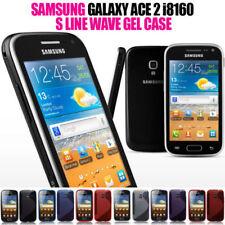 Fundas y carcasas Para Samsung Galaxy S de silicona/goma para teléfonos móviles y PDAs