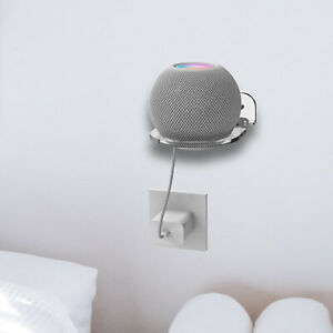 Practical Wall Mount Stand Holder Bracket Acrylic for Echo dot 1/2/3/4