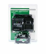 Metabo HPT 36V/18V Lithium Ion 4.0 Ah Battery and Charger Starter Kit - UC18YSL3B1M