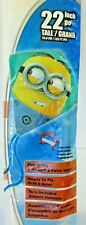 New Kite Despicable Me Minion Classic Diamond Shaped Grip Handle New
