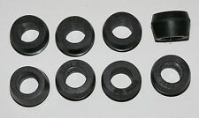 WILLYS MB,FORD GPW JEEP Rear Shock Absorber Bushes x 8