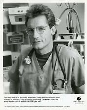 PERRY KING AS DOCTOR PORTRAIT THE KNIFE AND GUN CLUB ORIGINAL 1990 ABC TV PHOTO
