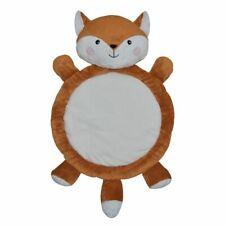 Living Textiles Character Playmat Fox Orange