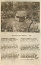 s09570 Silent Pool, Albury, Surrey, England postcard unposted *COMBINED SHIPPING