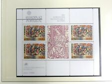 TIMBRES DU PORTUGAL : 1982 BLOC FEUILLET YVERT N° 36 EUROPA ** NEUF - TBE