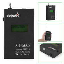 XH-560S LCD Display CTCSS/DCS Frequency Counter for Two Way Radio 50MHz~2.4GHz