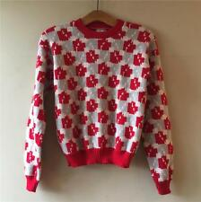 New Wave Acrylic Vintage Jumpers & Cardigans for Women