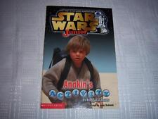 Star Wars Junior (My First Star Wars Adventure) Anakin's Activity By Scholastic