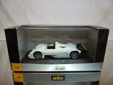 ONYX XGT99004 BMW V12 LMR 1999 TESTCAR - WHITE 1:43 - GOOD IN BOX