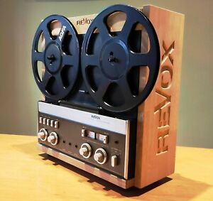 Wooden case for Revox A77 without a finish KIT