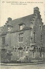 59 VALENCIENNES  maison du XIII  rue de paris