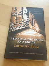CORRIE TEN BOOM. I STAND AT THE DOOR AND KNOCK