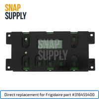 Snap Supply (Electric) Oven Control Board for Frigidaire Replaces 316455400