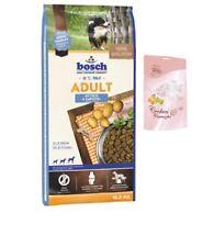 15kg Bosch Adult Fisch & Kartoffel + Lolo Hundekekse
