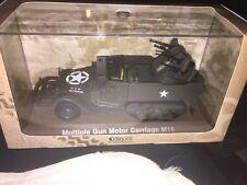 Atlas Edition - US Army M16 Multiple Gun Motor Carriage, 1:43