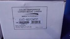 Speco Technologies CVC-607CMTP Tamper Proof Corner Mount Camera