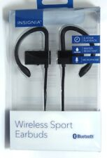 Insignia - Ns-Ahbtsport2 Wireless In-Ear Sport Headphones - Black