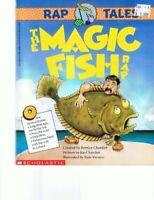 The Magic Fish Rap (Rap Tales) by Chardiet, Jon Book The Fast Free Shipping