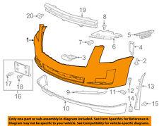 Cadillac GM OEM 15-16 Escalade-Bumper Cover 23320629