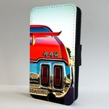American Muscle Car Rear Lights FLIP PHONE CASE COVER for IPHONE SAMSUNG