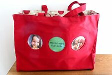 Hallmark Keepsake Canvas Tote/Shopper Bag / Personalize w/Pictures