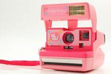 【Near Mint】 Hello Kitty Polaroid 600 Instant Camera Sanrio Kawaii From Japan 166