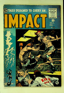 Impact #5 (Nov-Dec 1955, EC) - Good