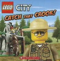 Lego City: Catch That Crook! by Steele, Michael Anthony, Good Used Book (Paperba