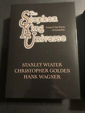 THE STEPHEN KING UNIVERSE Limited Ed. Signed 1st Edition