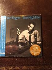 Donald domande (STEELY DAN) - The Nightfly SHM MINI LP Style CD GIAPPONE WPCR 17866 NUOVO