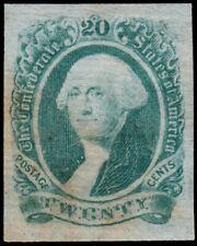 US Confederate States Scott 13 (1863) Mint H NG F, CV $45.00 C