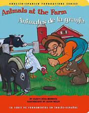 NEW Animals at the Farm/Animales de La Granja by Gladys Rosa-Mendoza