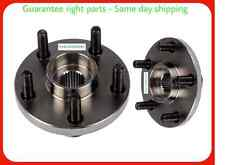 TOYOTA MATRIX 2003-2012 1.8L FRONT WHEEL HUB ONLY LEFT & RIGHT PAIR  510070H