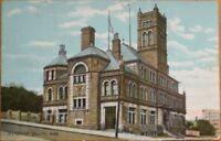 1910 Postcard: 'The Post Office - Duluth, Minnesota MN'
