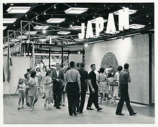 CHICAGO c. 1964 - Exposition Japan Stand Illinois - USA 88