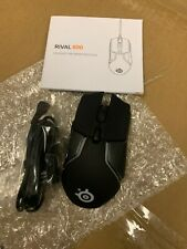 NB SteelSeries - Rival 600 Wired Optical Gaming Mouse with RGB Lighting - Black