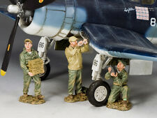 AF040 USMC Mechanics by King and Country