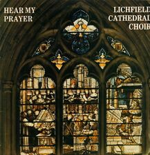 Lichfield Cathedral Choir(Vinyl LP)Hear My Prayer-Alpha-ACA 516-UK-1983-VG+/NM