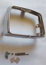 NEW Chrome Square headlight suround ring for Honda cub C50 C70 C90 headlight rim