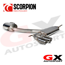 SVW042 Scorpion Exhausts VW Golf MK5 Gti Edition 30 2004-2009 Res CatBack
