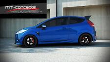 Ford Fiesta MK7 JA8 Seitenschweller Schweller ST RS Sidekirts WRC Facelift ABS