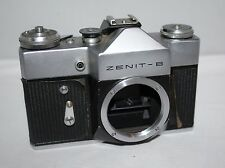 Zenit-B - Vintage USSR 35mm SLR Camera - Body Only