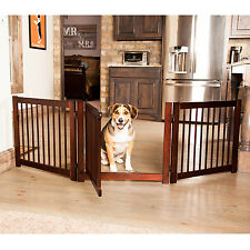 Pet dog cat puppy Walk Through Pet Gate