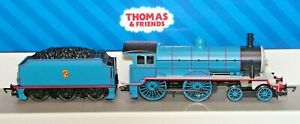 Rare Hornby Thomas R9232 Edward 4-4-0 Locomotive and Tender BNIB Test Run Only