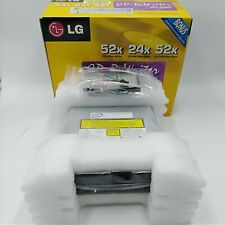 Computer Compact Disc Ultra Speed CD ReWriter LG 52x24x52x GCE-8520B PC E-EDE