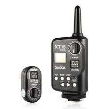 Godox XT-16 Wireless 2.4G Power Controller Flash Trigger Set for Studio Flashes